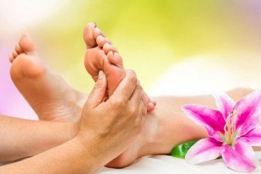 12 beneficios de los masajes en los pies que desconocías