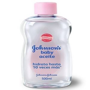 Aceite corporal Johnson´s baby