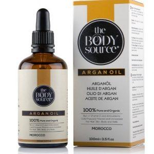 Aceite para el pelo Argan