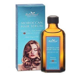 Aceite para el pelo Belle Azul