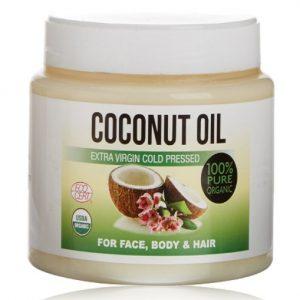 Aceite para el pelo Coconut