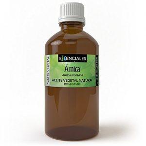 Aceite para masajes de Árnica