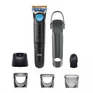 Set de afeitado corporal Braun