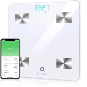 Báscula inteligente automática