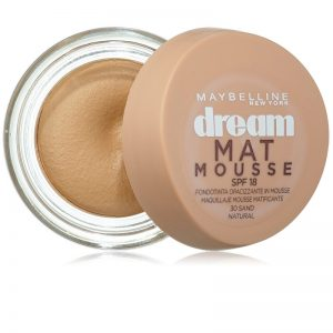 Base de maquillaje Maybelline Dream Mat Mousse