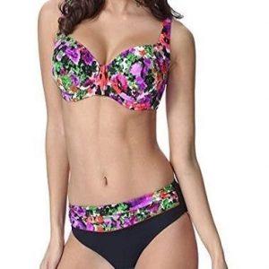 Bikini de braga alta clásico