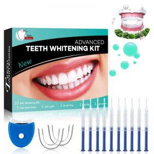 Blanqueador dental avanzado