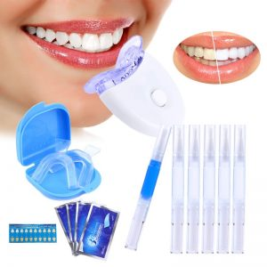 Blanqueador dental en kit clásico