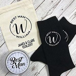 Calcetines personalizados Monogram