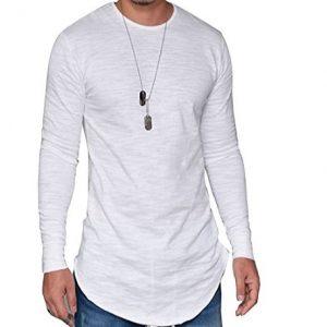Camiseta de manga larga para hombre Favodirol