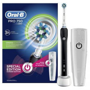 Cepillo de dientes eléctrico Oral-B PRO 750 CrossAction