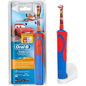 Cepillos de dientes eléctricos para niños cars