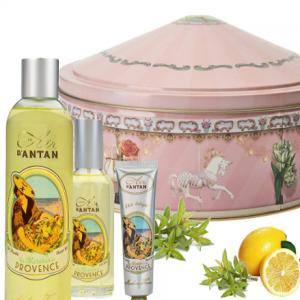 Cesta de regalo de belleza Air d'Antan