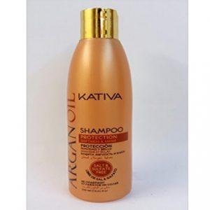 Champú sin sulfatos Kativa