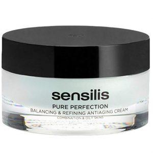 Crema antiarrugas para piel grasa sin parabenos ni ingredientes de origen animal