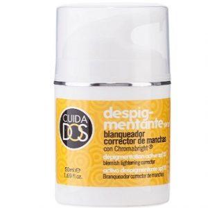 Crema antimanchas Cuidados despigmentante