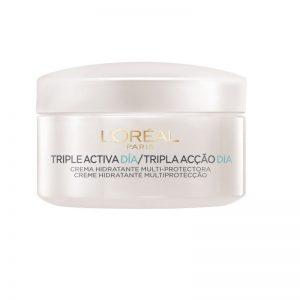 Crema hidratante facial L'Oreal Paris Triple Activa Día