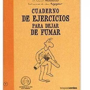Cuaderno de ejercicios para dejar de fumar
