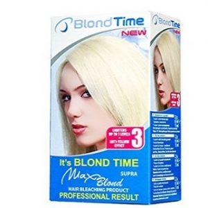Decolorante de pelo Blond Time