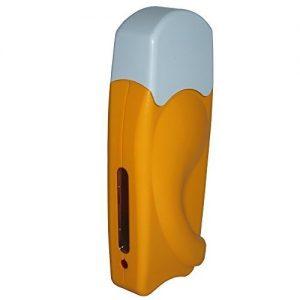 Depiladora de cera amarilla