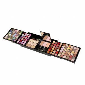 Estuche con paleta de maquillaje de 132 colores Mya Cosmetics