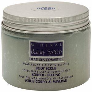 Exfoliante corporal Beaty system aceite de océano