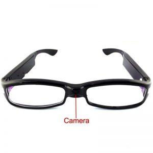 Gafas con cámara espía grabadora
