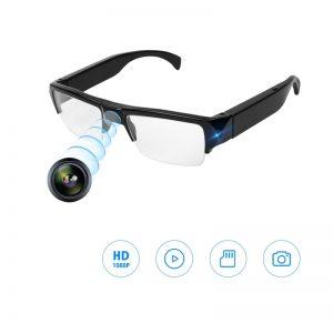 Gafas con cámara espía HD