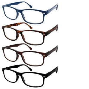 Gafas de presbicia con moderno diseño