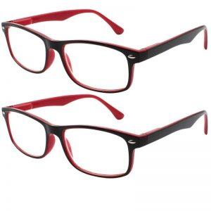 Gafas de presbicia modernas