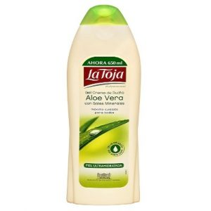 Gel de ducha la Toja con Aloe Vera