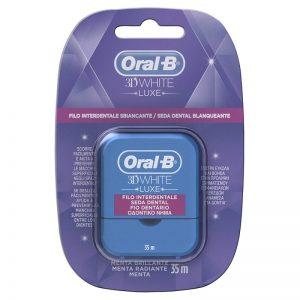 Hilo dental Oral-B 3D White