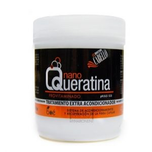 Keratina para el pelo Nano Queratina