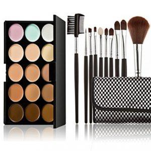 Kit de maquillaje Leorx profesional