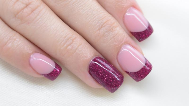 Cómo usar las uñas de gel