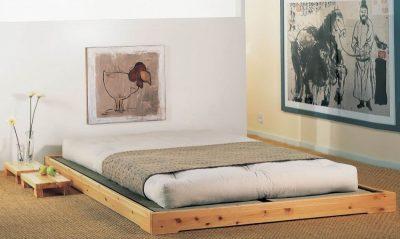 Camas tatami para masajes