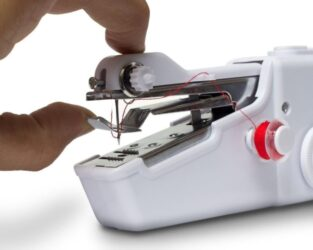 Máquinas de coser portátiles