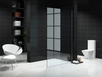 Mamparas fijas de ducha