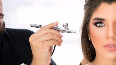aerógrafos para maquillaje