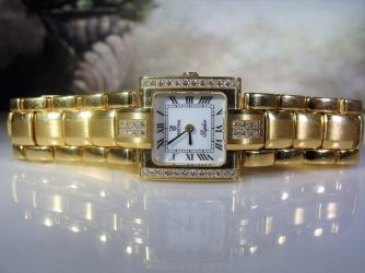 relojes Festina de mujer de oro