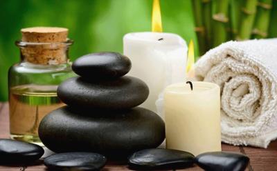 Kits de piedras calientes para masajes