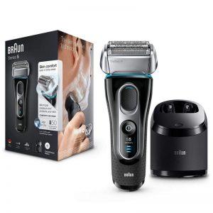 Máquina de afeitar eléctrica Braun