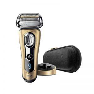 Máquina de afeitar eléctrica para seco y húmedo