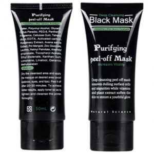 Mascarilla exfoliante Shills Black Mask