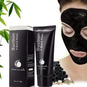 Mascarilla exfoliante Suction Black Mask
