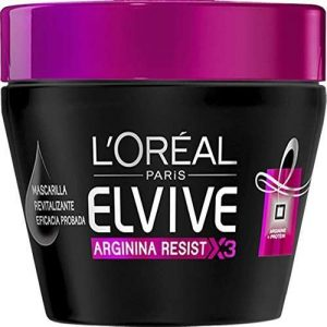 Mascarilla para el pelo L'Oréal Elvive Arginina Resist