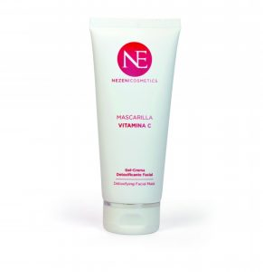Mascarilla Exfoliante Nezeni Cosmetics con Vitamina C