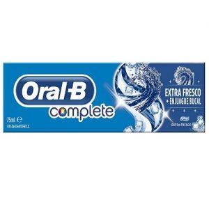 Pasta de dientes Oral B Complete