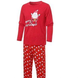 Pijama para hombre de navidad