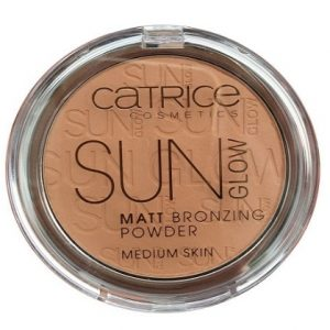 Polvo bronceador Catrice Mate Sun Glow